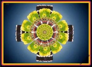 Mandala by Geoff Fennell