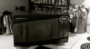 Microwave by Maria Rueda